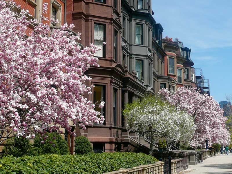 MBA Residential - Homes for Sale in Back Bay, Boston, MA