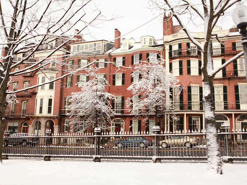 MBA Residential - Homes for Sale in Beacon Hill, Boston, MA